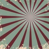 Sunburst vector background Royalty Free Stock Image