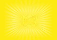 Sunburst - Vector Image Royalty Free Stock Photos