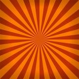 Sunburst vektor vektor illustrationer