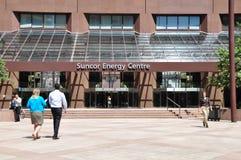 Suncor Energy Centre Royalty Free Stock Image