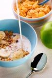 Sund frukost Royaltyfria Bilder