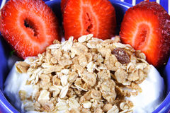 sund frukost Arkivbilder