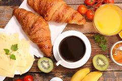 Sund frukost eller frunch royaltyfri foto