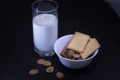 Sund frukost för morgon Royaltyfri Foto