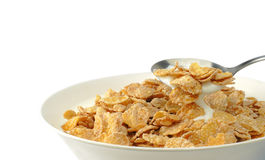sund frukostdetalj royaltyfria bilder