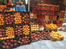 sund frukt Royaltyfri Foto