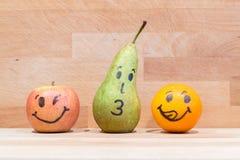 Sund frukt för förälskelse Arkivbilder