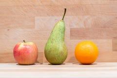 Sund frukt för förälskelse Arkivfoton