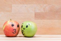 Sund frukt för förälskelse Arkivbild