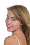 sund hud för hår royaltyfri fotografi
