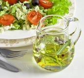 sund isolerad vegetarisk white för sallad Royaltyfri Bild