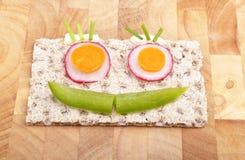 sund mat Fotografering för Bildbyråer