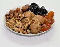 sund mat Produkter för frukost Royaltyfria Foton