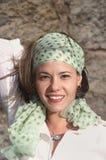 sund naturlig kvinna Royaltyfria Bilder