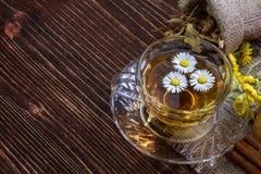Sund och kryddig drink Arkivfoton