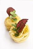 sund pasta Royaltyfria Bilder