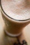 sund shake för choco Arkivfoto