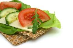 sund smörgås Royaltyfri Bild