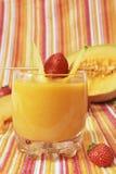 sund smoothie Fotografering för Bildbyråer