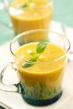 sund smoothie för drinkfrukt Royaltyfri Bild