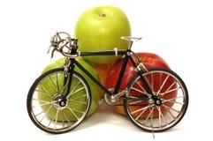 sund sport för mat Arkivfoton