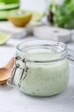 Sund yoghurt dricker med nya grönsaker och frukter i exponeringsglas royaltyfri foto