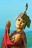 Sunda dancer Royalty Free Stock Photography