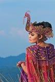 Sunda dancer Stock Images