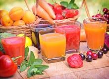 Sunda drinkar - sunda drycker Arkivfoton
