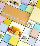 Sunda foods Royaltyfri Bild