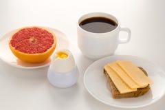 Sunda foods för frukost Royaltyfri Foto