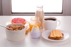 Sunda foods för frukost Royaltyfri Fotografi