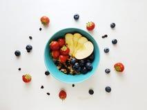 1 sunda frukost Arkivbilder