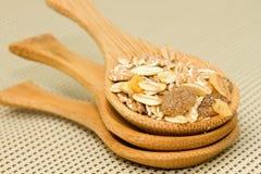 Sunda frukost-sädesslag Royaltyfria Bilder