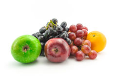 Sunda frukter Royaltyfri Foto