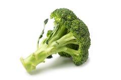 Sunda gröna organiska rå broccoliFlorets som är klara för att laga mat Royaltyfri Fotografi
