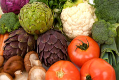 sunda grönsaker Arkivbild