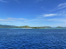 Sunda Islands. The Lesser Sunda Islands or Nusa Tenggara (Southeastern Islands) are a group of islands in Maritime Southeast Asia, north of Australia royalty free stock photo