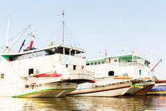 Sunda Kelapa Harbour in Jakarta - Indonesia Stock Photos