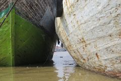 Sunda Kelapa port Zdjęcia Stock