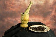Sunda kryddor Arkivbilder