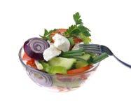 sunda salladgrönsaker Royaltyfri Fotografi