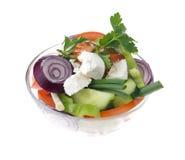 sunda salladgrönsaker Arkivbilder