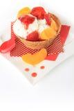 sundae мороженого Стоковое Фото