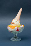 Sundae Royalty Free Stock Photo