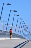 Sundale bro i Gold Coast Queensland Australien Fotografering för Bildbyråer
