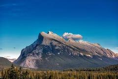 Sundance Peak, Banff Royalty Free Stock Image