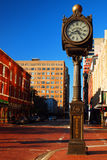 Sundance Square, Ft Worth Royalty Free Stock Image
