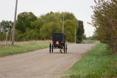 Sunday buggy stock image