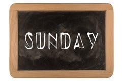 Sunday Royalty Free Stock Image